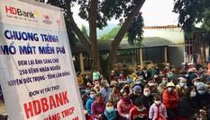 HDBank tiếp tục tài trợ kinh phí phẫu thuật cho 300 bệnh nhân nghèo