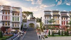 Cơ hội đầu tư hot nhất Sa Pa với shophouse Sun Plaza Cau May