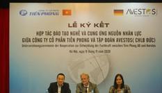 Công ty cổ phần Tiền Phong hợp tác với Tập đoàn uy tín CHLB Đức