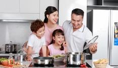 Làm chủ căn bếp thông minh với bộ sản phẩm mới của Elmich