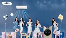 Thí sinh Hoa hậu Việt Nam 2020 khoe 'thần thái' trong bộ ảnh mới của AQUA Việt Nam