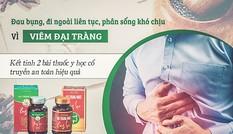 Đại Tràng Ông Lạc giải pháp vàng hỗ trợ bệnh viêm đại tràng