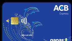Chủ động tài chính cá nhân cùng thẻ tín dụng nội địa ACB Express thương hiệu Napas
