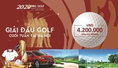 BRG Golf Hà Nội Festival chuẩn bị khởi tranh mùa giải 2020
