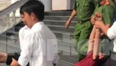 Vụ bị cáo uống thuốc tự tử tại tòa: Ra quyết định thi hành án tù giam
