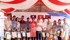 Tuổi trẻ ba nước Đông Dương chung tay vun đắp tình hữu nghị