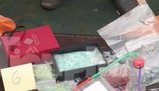Triệt phá cơ sở sản xuất ma túy ở Bình Dương