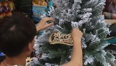 40 triệu đồng 1 cây thông Noel giả dịp cận kề Giáng sinh