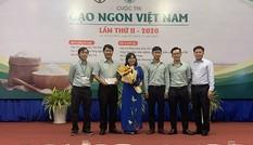 Những loại gạo nào của Việt Nam sẽ dự thi gạo ngon thế giới?
