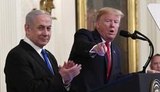 Israel sắp sáp nhập khu Bờ Tây?