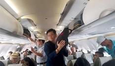 Xây dựng phương án xử lý tình trạng trộm cắp trên máy bay