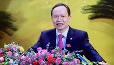 Lấy phiếu giới thiệu ông Đỗ Trọng Hưng để bầu làm Bí thư Tỉnh ủy Thanh Hóa