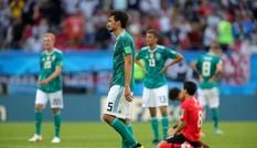 HLV Joachim Low phát biểu sốc khi Đức bị loại khỏi World Cup 2018