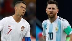 'Messi và Ronaldo, thượng lộ bình an nhé'