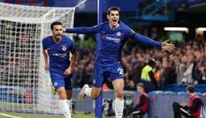 Morata lập cú đúp, Chelsea đại thắng Crystal Palace