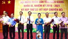 Bí thư Thành ủy Hà Tiên làm Phó Chủ tịch tỉnh Kiên Giang