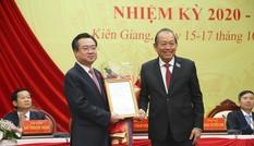Trao quyết định bổ nhiệm Thứ trưởng Bộ Xây dựng cho ông Nguyễn Thanh Nghị