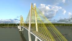 Thủ tướng phê duyệt hơn 5.000 tỷ đồng xây cầu Rạch Miễu 2