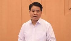 Bộ Công an nói về trách nhiệm của ông Nguyễn Đức Chung