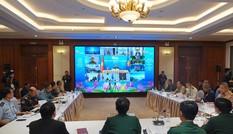 ASEAN tiếp tục thúc đẩyhợp tác quốc phòng