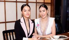 Bất ngờ trước mối quan hệ họ hàng của Phạm Quỳnh Anh và Hoa hậu Hà Kiều Anh