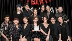 Noo Phước Thịnh, Đông Nhi, Gil Lê tổ chức sinh nhật muộn cho Khả Ngân
