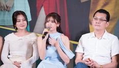 """Trương Quỳnh Anh khóc vì nhân vật trong phim mới """"Trói buộc yêu thương"""" quá giống mình"""