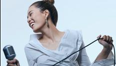 """Sau Nguyên Hà, giọng ca 9x này là """"nàng thơ"""" âm nhạc mới của nhạc sĩ Quốc Bảo"""