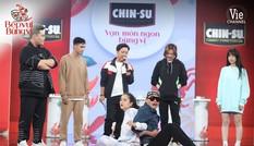 """HLV Wowy, DJ Mie và dàn thí sinh Rap Việt đổ bộ """"Bếp Vui Bùng Vị"""" trổ tài nấu ăn"""