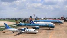 Lại đóng cửa 6 sân bay miền Trung, huỷ bay, dừng tàu do bão số 13