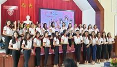 Phó trưởng BTC Hoa hậu Việt Nam 2020 làm giám khảo thi Hoa khôi ĐH Huế