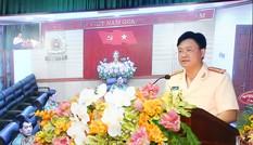 Bổ nhiệm Thượng tá Nguyễn Thanh Tuấn giữ chức vụ Giám đốc Công an tỉnh TT-Huế