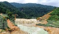 Chờ ý kiến Bộ Công thương để ngăn dòng thủy điện Rào Trăng 3 tìm người mất tích