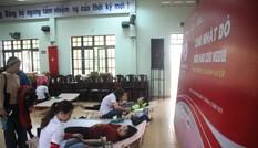 Chủ nhật Đỏ: Những cán bộ Đoàn, Hội tích cực hiến máu cứu người
