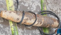 Phát hiện quả bom nặng 230kg dưới nền trại giam ở Quảng Nam