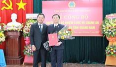 Quảng Nam có tân Chánh án TAND tỉnh