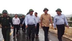 Phó Thủ tướng kiểm tra công tác phòng chống thiên tai tại Quảng Nam