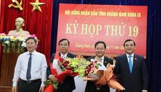 Quảng Nam có tân Phó chủ tịch UBND tỉnh