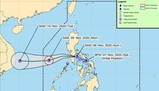Chưa kịp thở phào vì bão số 11 suy yếu, đã thấy áp thấp Tonyo có thể mạnh thành bão số 12