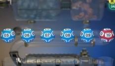 Giải đặc biệt xổ số là 5-6-7-8-9-10 với tròn 20 người trúng giải, ai cũng bảo có gian lận