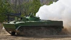 Indonesia nhận loạt xe chiến đấu BMP-3F và BT-3F từ Nga