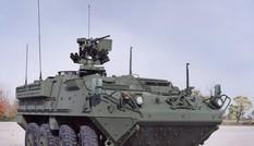 Thái Lan đặt mua 60 'quái vật biến hình' Stryker ICV của Mỹ