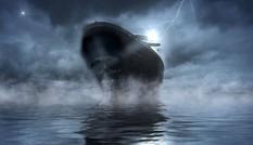 Tìm ra tàu ma bí ẩn dưới đáy hồ sâu 250 mét