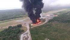 THẾ GIỚI 24H: Nổ căn cứ quân sự khiến 22 người thương vong tại Somali