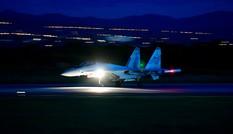 Tiêm kích MiG-31BM đánh chặn 'đối tượng xâm nhập' lúc nửa đêm