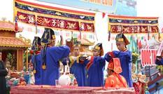 Lễ hội Cầu ngư Đà Nẵng là di sản văn hoá phi vật thể quốc gia