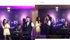 """K-ICM thực hiện bản """"mash-up"""" ngẫu hứng cùng Erik và Suni Hạ Linh"""