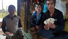 Dân mạng rần rần ca ngợi hành động trả lại tiền trong đồ cứu trợ của người dân vùng lũ