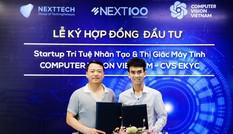Startup trí tuệ nhân tạo nhận nửa triệu USD đầu tư