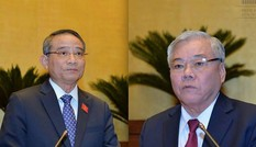 Quốc hội sẽ miễn nhiệm Tổng Thanh tra Chính phủ và Bộ trưởng Giao thông